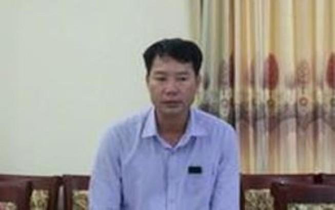 Trưởng phòng LĐ-TB&XH thị xã Hoàng Mai bị bắt