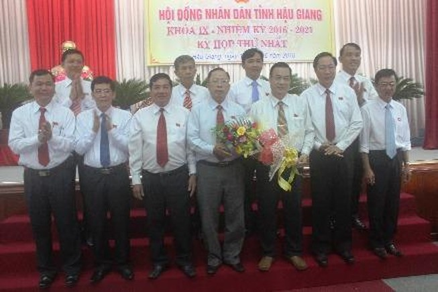 Ông Trịnh Xuân Thanh không nằm trong danh sách nhân sự đưa ra bầu