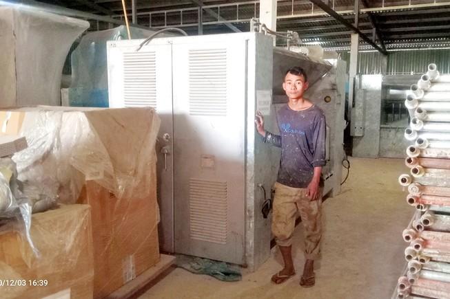 Nhà máy trăm tỉ đắp chiếu vì vướng… thủ tục