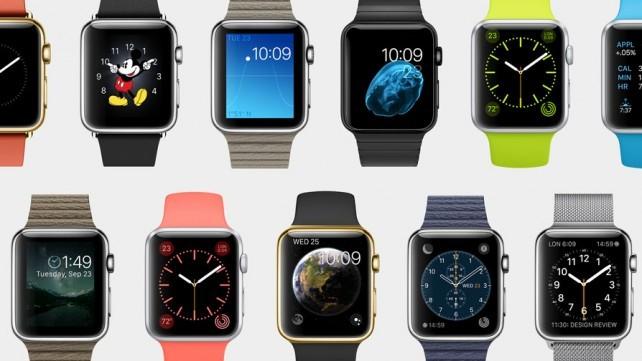 Tập đoàn 'Quả táo' ra mắt Đồng hồ Apple