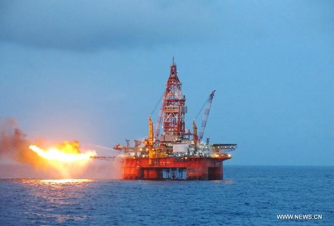 Giàn khoan Hải Dương 981 tìm ra mỏ khí đốt ở biển Đông?