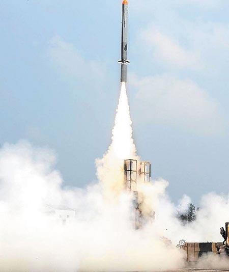 Tên lửa mới của Ấn Độ có thể tấn công vào Trung Quốc