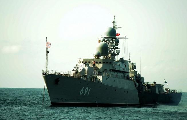 Nga bàn giao chiến hạm 'khủng' cho Việt Nam vào 2016