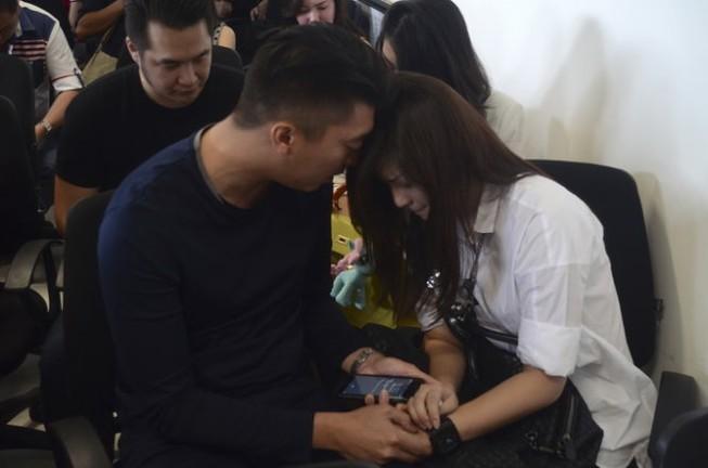Vợ chưa cưới nói về vị hôn phu trên máy bay Air Asia mất tích
