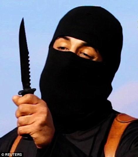 Đao phủ khét tiếng của IS: Hắn là ai?