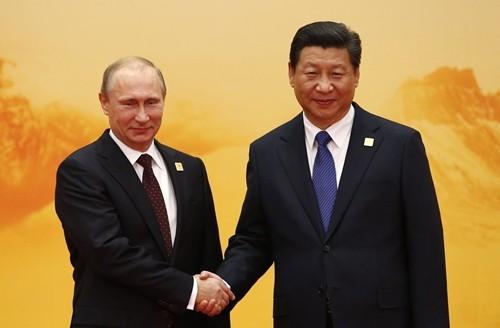 Liên minh Nga-Trung - Kỳ 2: Nga đang yếu thế trước Trung Quốc?