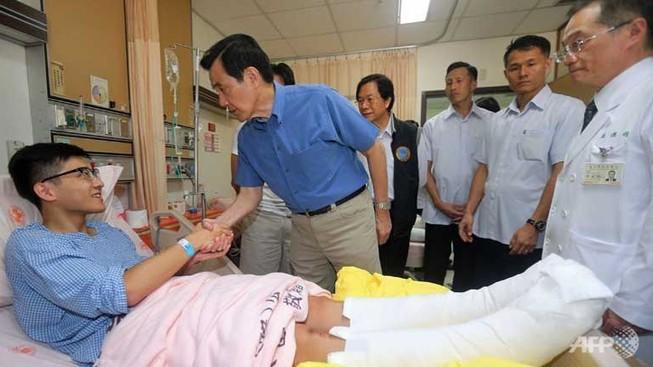 Nhân chứng vụ nổ Đài Loan: 'Hiện trường giống như địa ngục'