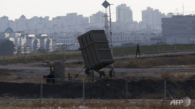 Israel 'ăn miếng trả miếng' với Syria