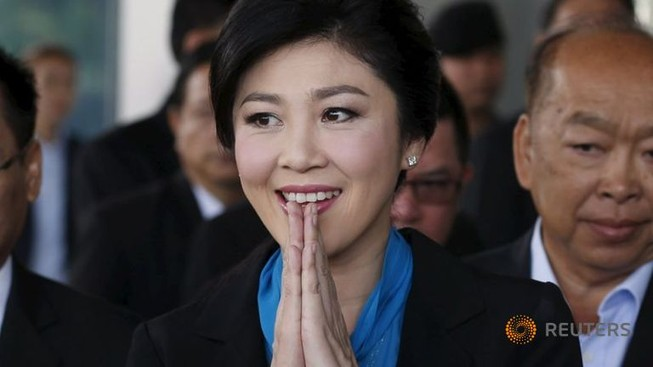 Nữ cựu thủ tướng Thái Lan lại phải hầu tòa