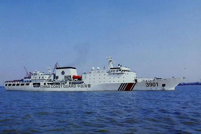 Trung Quốc sắp đưa tàu tuần tra lớn nhất thế giới tới biển Đông?