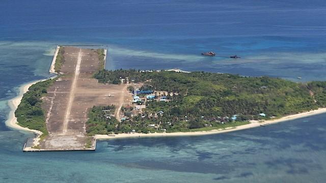 Philippines nói gì về thông tin Trung Quốc vây đảo Thị Tứ?