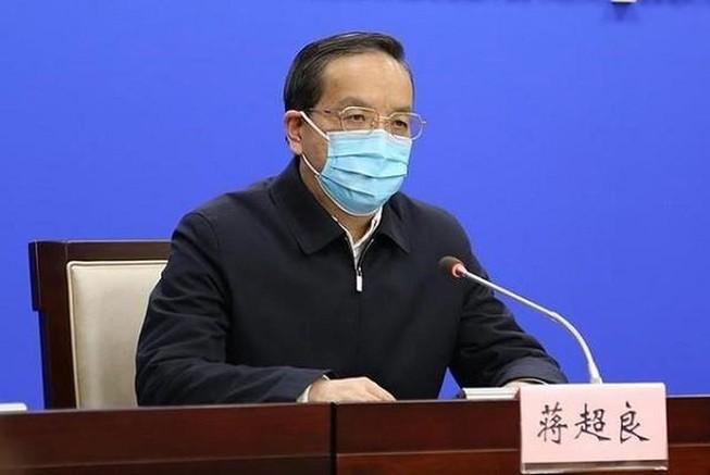 Cựu Bí thư tỉnh ủy Hồ Bắc Tưởng Siêu Lương - Ảnh: SINA