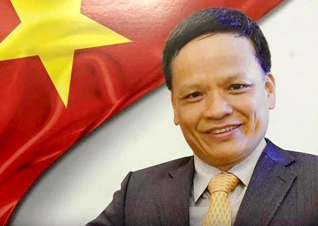 Đại sứ Nguyễn Hồng Thao. Ảnh: NVCC