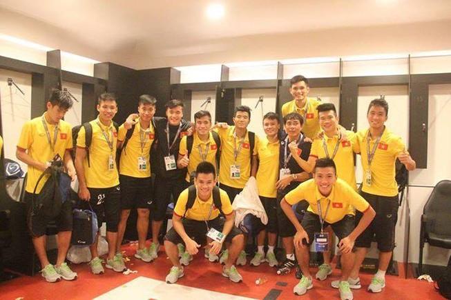 30 tuyển thủ U-20 Việt Nam chuẩn bị cho World Cup