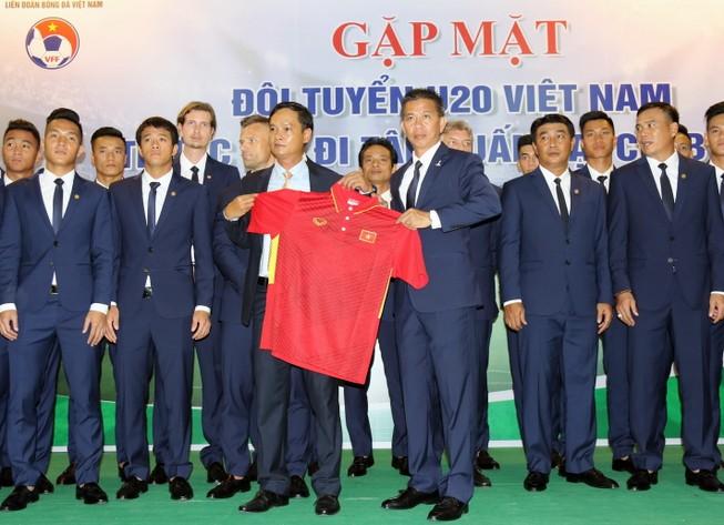 U-20 Việt Nam tham dự World Cup không phải ăn may