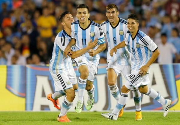 U-20 Argentina du đấu Việt Nam, chờ tranh cúp thế giới