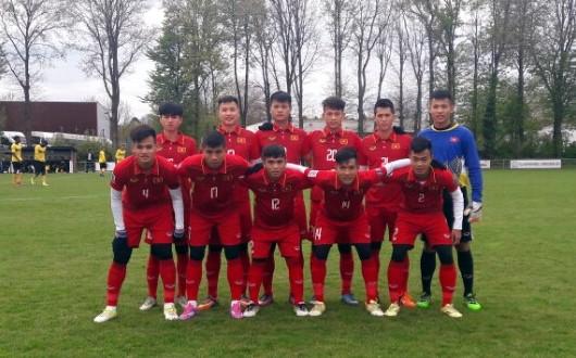Hiệp 2 bùng nổ, U-20 Việt Nam thắng đậm Roda JC 4-0