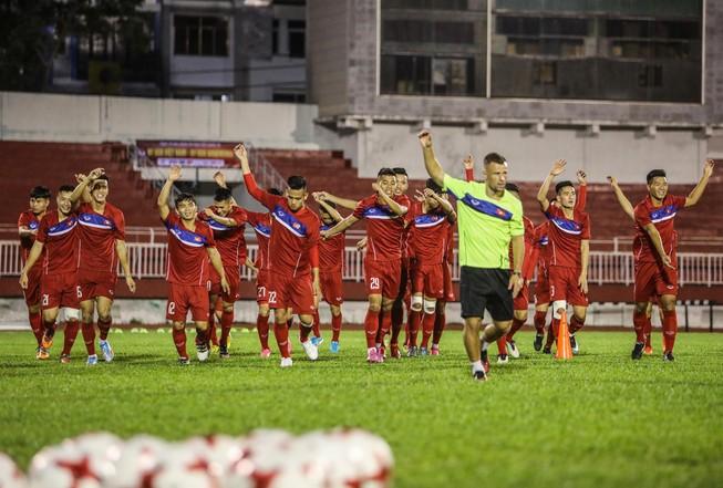U-20 Việt Nam sớm sang Hàn Quốc dự giải U-20 thế giới