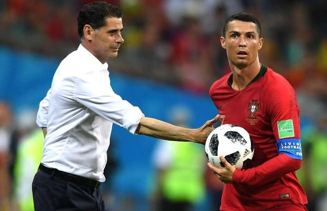 HLV Hierro: 'Không đổi cầu thủ Tây Ban Nha nào để lấy Ronaldo'