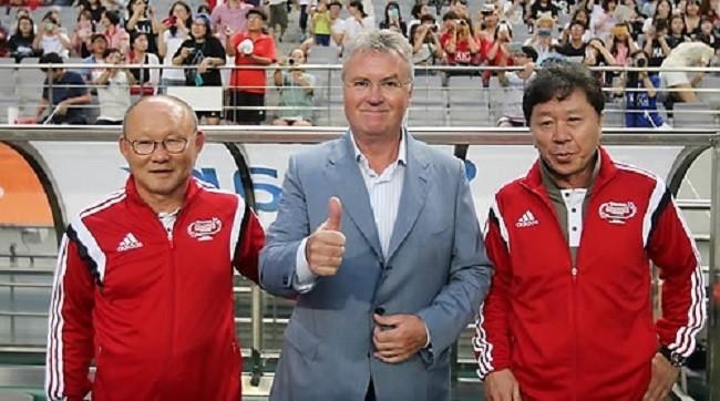 HLV Park Hang-seo: 'Tôi biết ơn nhưng muốn đánh bại Hiddink'