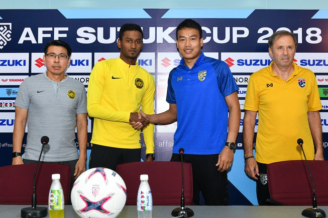 HLV của Malaysia đòi thắng ngay trên đất Thái Lan