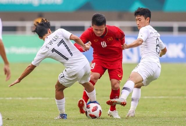 Quang Hải vào tốp 24 cầu thủ hay nhất châu Á 2018