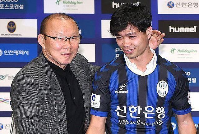 Công Phượng: 'Tôi muốn giống như Son Heung-min và Neymar'