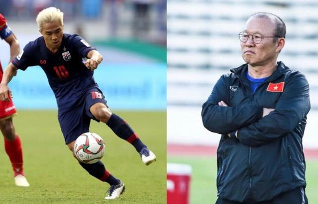 Thầy trò ông Park tập trung vô hiệu hóa 'Messi Thái'