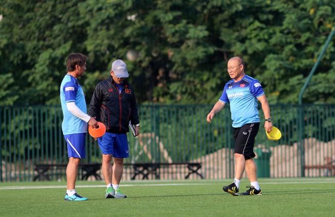 Ông Park trả 1 tuyển thủ về nhà