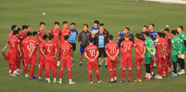 Ông Park chưa thắng, tuyển Thái chưa thua ở sân Mỹ Đình
