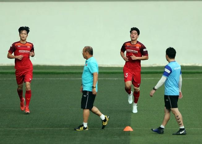 Ông Park: 'Tôi có nhiều niềm tin về ngôi vô địch SEA Games!'