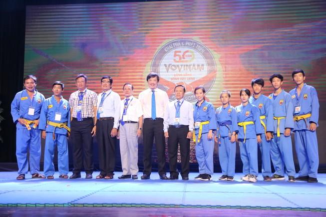 Tự hào 50 năm khai phá và phát triển Vovinam ĐBSCL