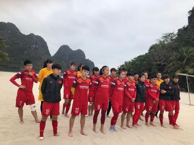 Bóng đá Việt Nam săn vé Olympic Tokyo 2020