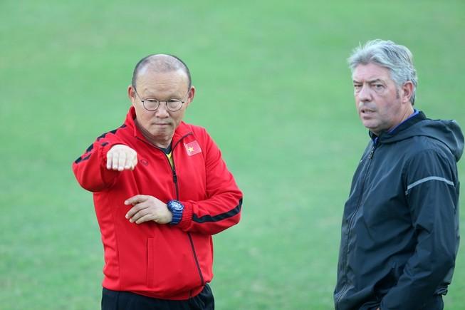Thầy Park tiếc nuối vì thất bại ở giải U-23 châu Á