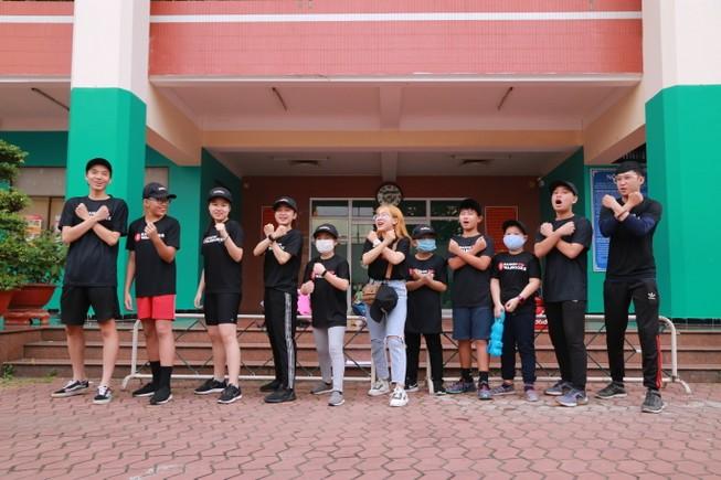 Trải nghiệm không quên của chiến binh Saigon Kid Warriors Camp