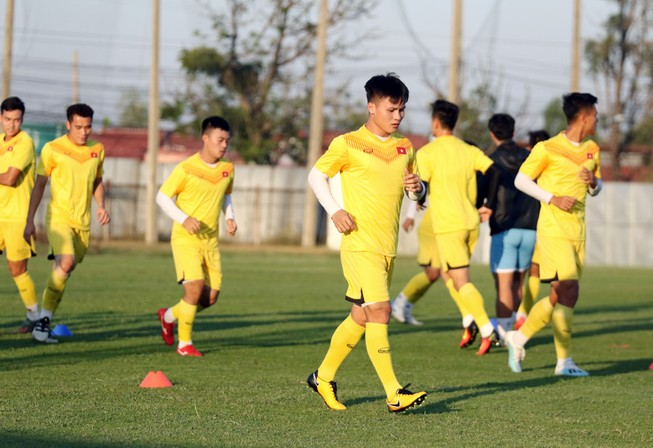 Nóng: Ông Park tập trung đội tuyển U-22 VN, vắng nhiều trụ cột