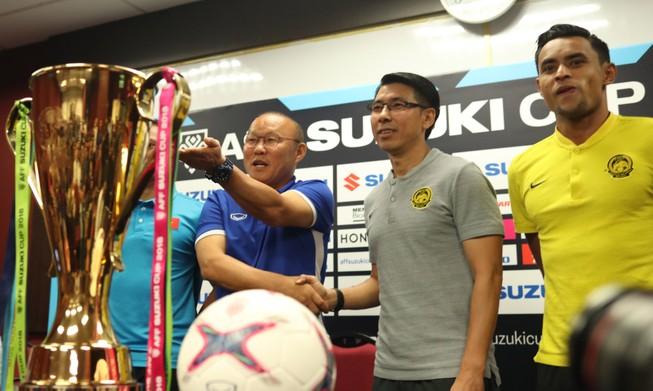 HLV Park Hang-seo chiếm ưu thế lớn trước trận đối đầu Malaysia