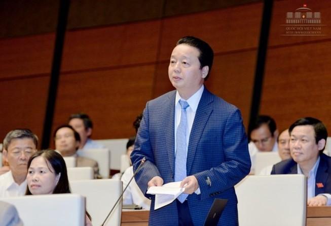 Bộ TN&MT chịu trách nhiệm hoàn toàn về Formosa