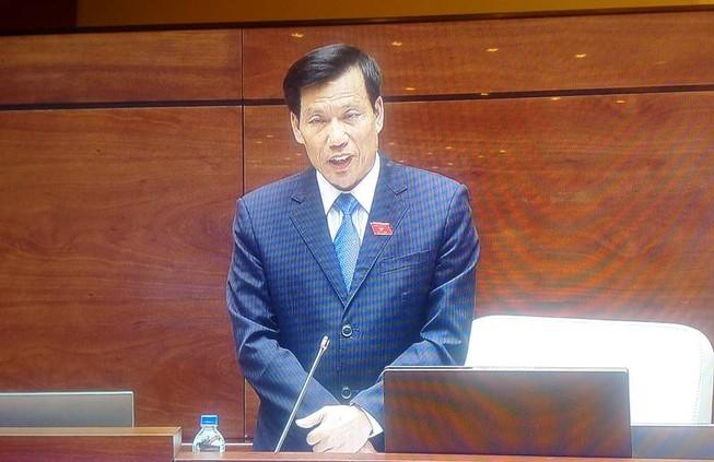 Quốc hội chưa chất vấn, Bộ trưởng đã xin nhận trách nhiệm