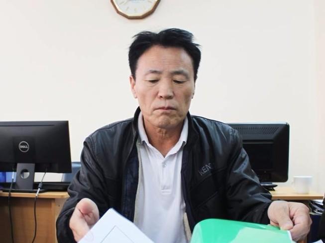 Hòa giải vụ người Hàn Quốc đề nghị thi hành án