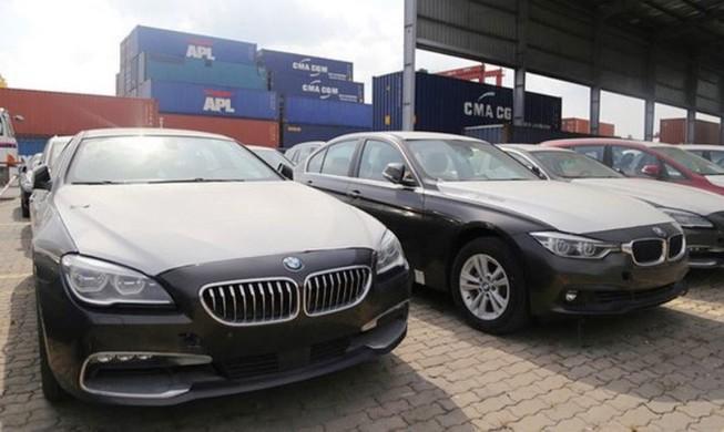133 xe BMW Euro Auto giả chứng từ, xin ý kiến Thủ tướng