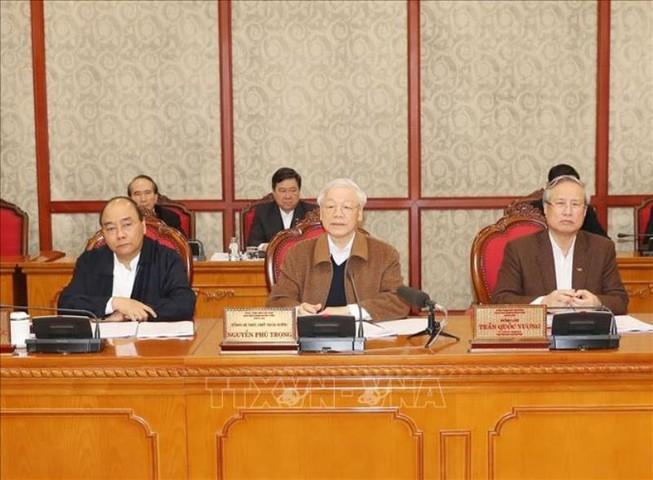 Tổng bí thư, Chủ tịch nước: Không để dịch bệnh bùng phát ở VN