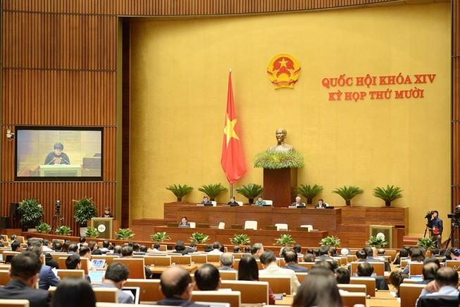 ĐBQH không đồng ý ban hành luật lực lượng tham gia bảo vệ ANTT