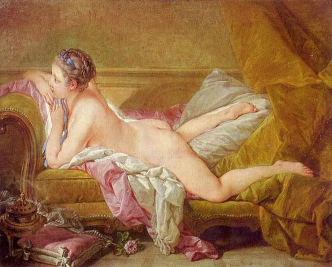 8 phụ nữ nude trong nghệ thuật đẹp nhất mọi thời đại
