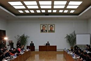 Triều Tiên kết án lao động khổ sai nhà truyền giáo Hàn Quốc