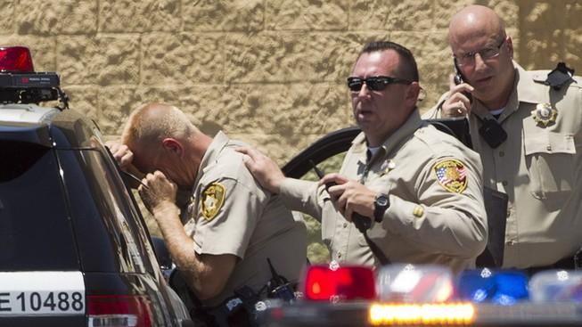 Xả súng tại Las Vegas, 5 người chết
