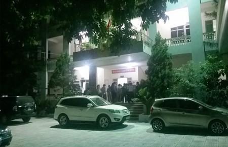 Vụ công an bắt kiểm lâm ở Thanh Hóa: Triệu tập thêm 8 kiểm lâm viên
