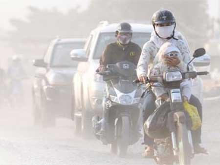 TP.HCM mắc bệnh lao cao nhất nước do ô nhiễm từ giao thông