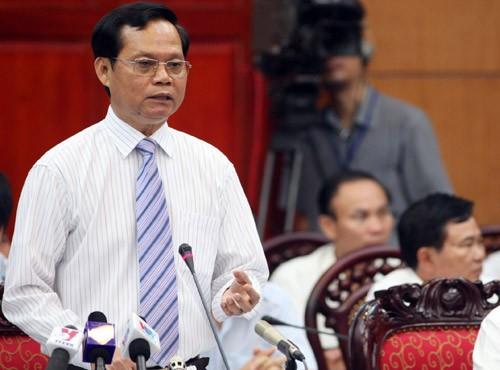 5 lãnh đạo bị cách chức vì để xảy ra tham nhũng