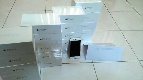 Chiêu bán sỉ iPhone 6 giá rẻ, lừa hàng chục tỷ